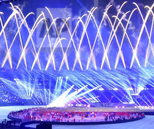 Asian Games / Closing ceremony