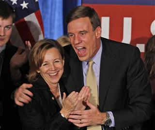 Mark Warner, Lisa Collis