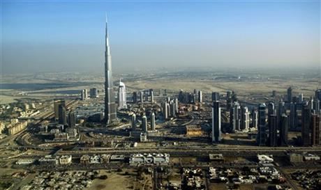 Mideast Dubai Business of Big