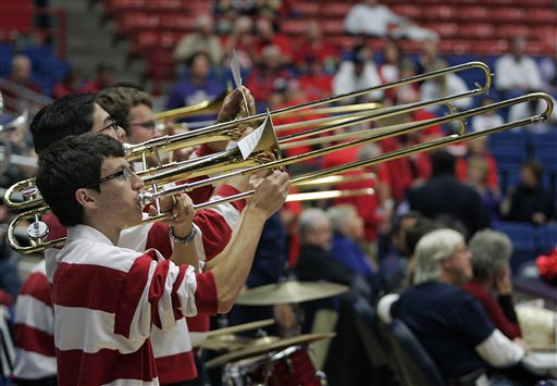Arizona Pep Band, Jared Immeman