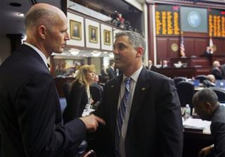 Rick Scott, Kevin Rader