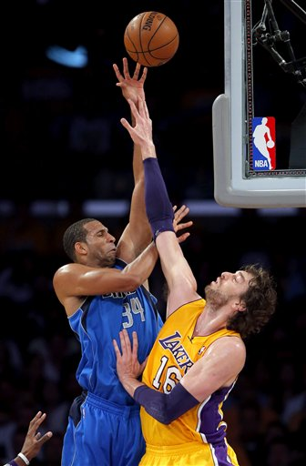Brandan Wright, Pau Gasol
