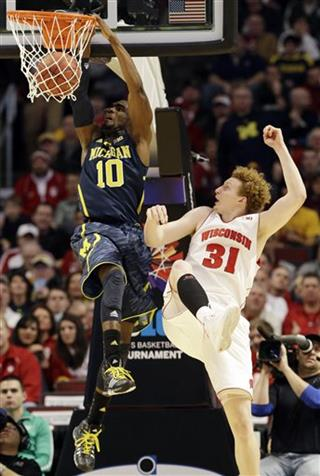 Tim Hardaway Jr., Mike Bruesewitz