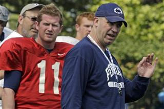 Bill O'Brien, Matt Gloin