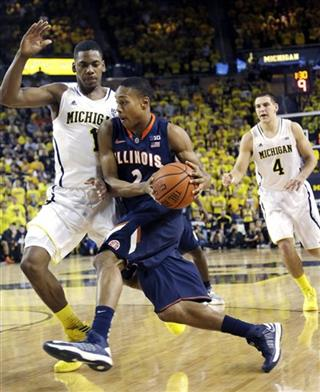 Glenn Robinson III, Joseph Bertrand