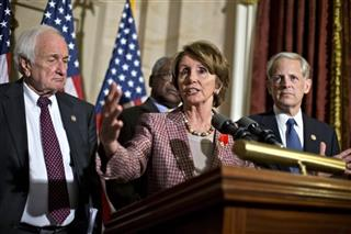 Nancy Pelosi, Sander Levin, Steve Israel