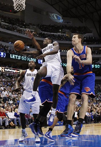 Darren Collison, Elton Brand, Steve Novak