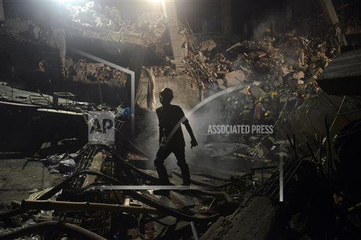 YE Bangladesh Building Collapse