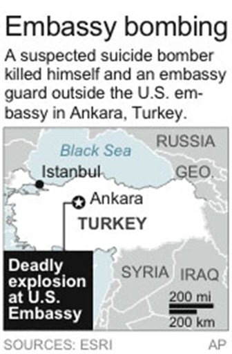 TURKEY US EXPLOSION
