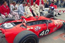 Indy 500 Innovative Cars Auto Racing
