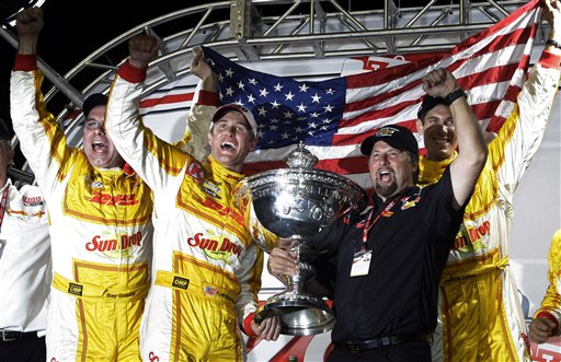 Ryan Hunter-Reay, Michael Andretti