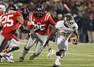 LaDarius Perkins, Bryon Bennett, Cody Prewitt