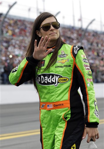 Disappointing finish, but Danica shows she belongs | Auto Racing