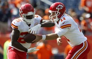 Alex Smith, Jamaal Charles