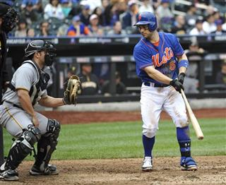 David Wright, Michael McKenry