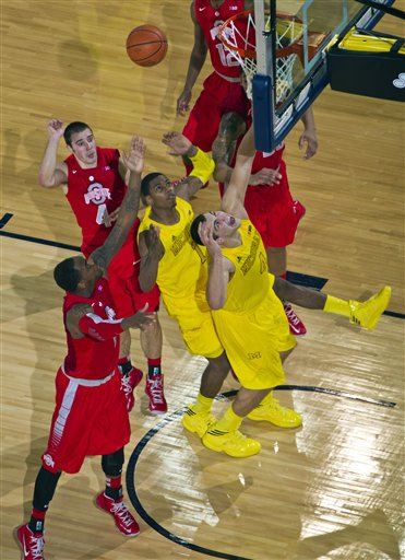 Deshaun Thomas, Aaron Craft, Glenn Robinson III, Mitch McGary