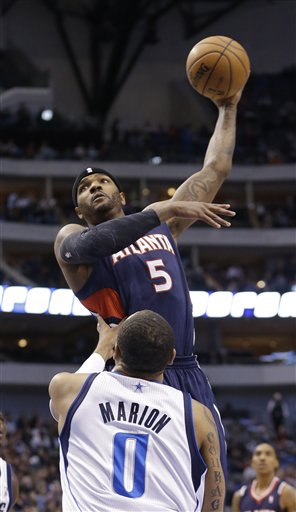 Josh Smith, Shawn Marion