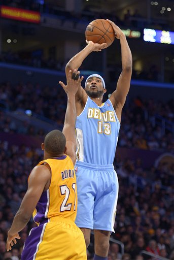 Corey Brewer, Chris Duhon