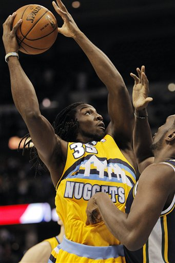 Kenneth Faried, Al Jefferson
