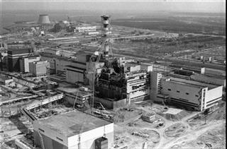 Ukraine Chernobyl By the Numbers