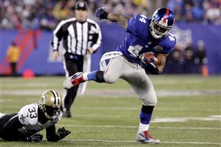 Saints Giants Football