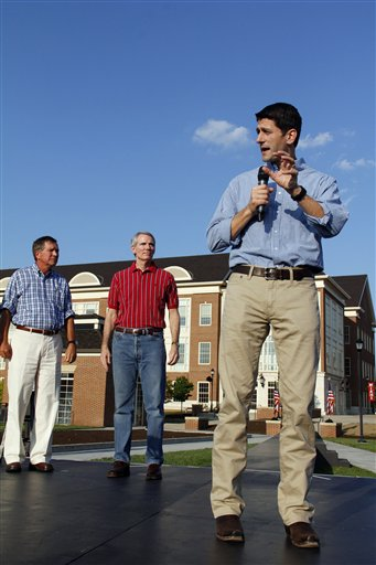 Paul Ryan John Kasich, Rep. Rob Portman,