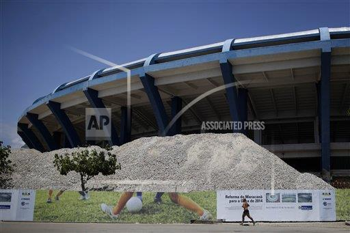 Brazil WCup 2014 Delays