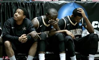 NCAA Vanderbilt Wisconsin Basketball