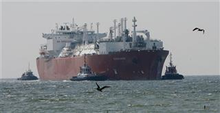 Natural Gas Export Teminal