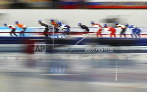 Russia European Speed Skating Championship