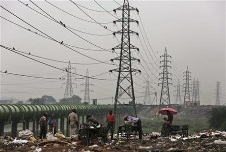 India Power Outage