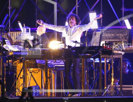 Jean-Michel Jarre virtual reality concert