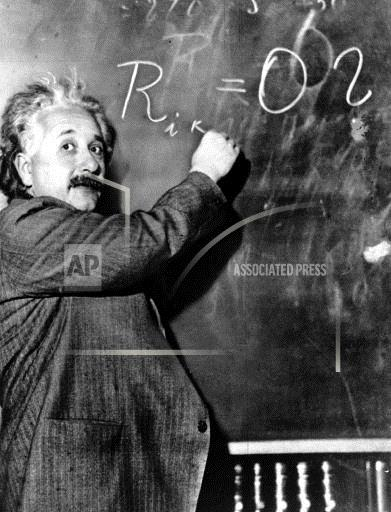 Associated Press Domestic News California United States ALBERT EINSTEIN