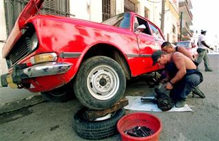 Car Parts To Cuba