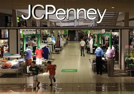 JC Penny Earns
