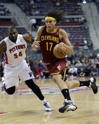 Anderson Varejao, Jason Maxiell