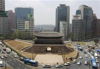 South Korea Landmark Reopening