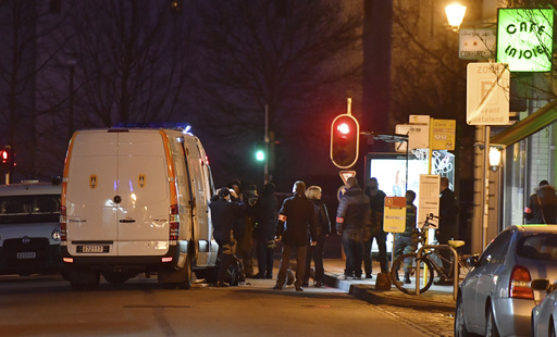 Belgium releases man who had gas canisters in van
