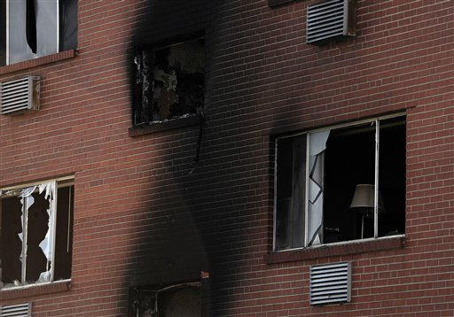 Deadly Apartment Fire