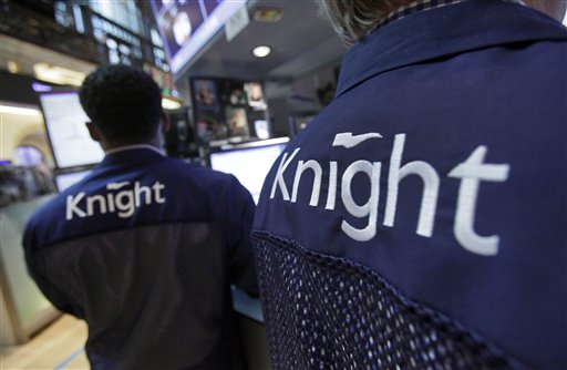 Knight Capital Financing