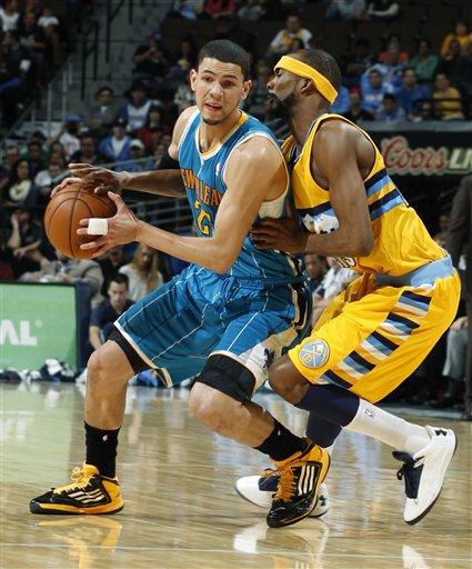 Austin Rivers, Corey Brewer