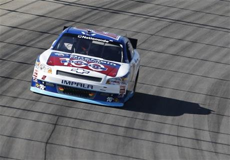 Fastest Auto Racing  on Nascar Chicago Nationwide Auto Racing