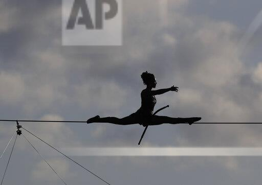 Czech Republic Tightrope