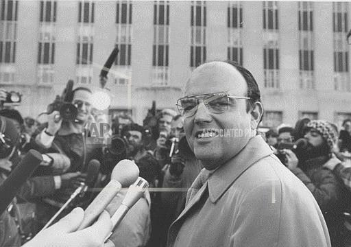 Associated Press Domestic News Dist. of Columbia United States WATERGATE TRIAL EHRLICHMAN