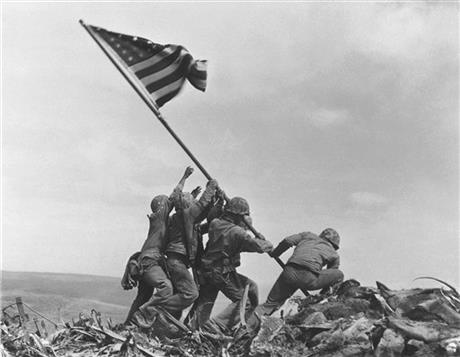 Iwo Jima Monument Auction