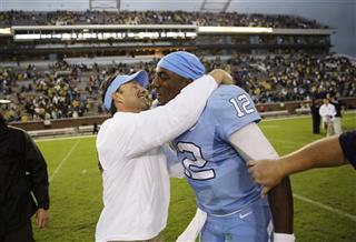 Larry Fedora, Marquise Williams