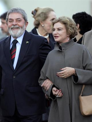 Spain Brazil Former First Lady