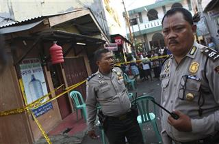 Indonesia Terror Arrest