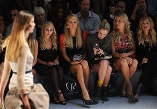 AnnaSophia Robb, Paris Hilton, Cory Kennedy, Ali Wise, Rachel Zoe
