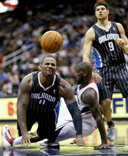 Glen Davis, Ivan Johnson